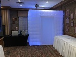 CUBE Photo booth setup